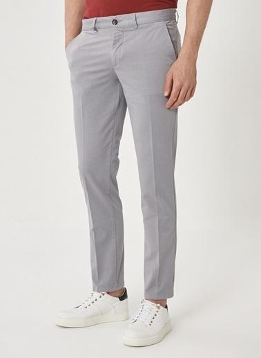 Beymen Business Slim Fit Pantolon 4B0120200023 Gri